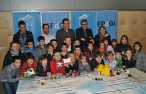Presentation of the FIRST ® LEGO ® League tournament in Girona (Girona, 15 Gen 2013)
