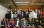 Closure of the program YUZZ in Girona (Girona, 18 Dec 2012)