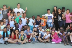 Pygmalon Project visit to Tommy Robredo Foundation