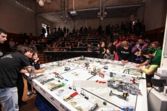 FIRST ® LEGO ® League tournament 2014 in Girona (Girona, 11&12 Gen 2014)