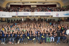Gran Final de la FIRST LEGO League 2014 (Barcelona, 23/03/2014)
