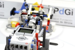 FIRST ® LEGO ® League tournament in Girona (Girona, 24&25 Gen 2015)
