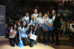 Torneo de la FIRST ® LEGO ® League en Girona (Girona, 30&31/01/2016)