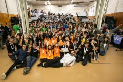 2017 FIRST LEGO League in Girona
