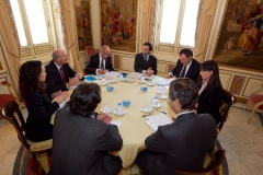 Meeting of the Auditing Committee (Barcelona, 13 Dec 2012)
