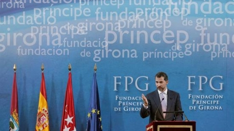 Presentation of the PGiF in the Community of Madrid (Madrid 13 Dec 2010)