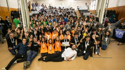 Torneig territorial de la FIRST LEGO League a Girona 2017