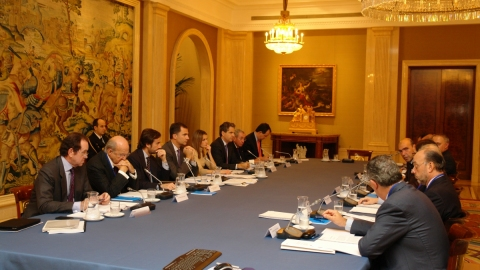 7th Meeting of the Delegate Committee (Madrid, 16 november 2011)