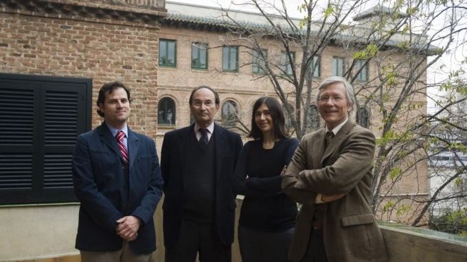 Prince of Girona Foundation Scientific Research Award Jury
