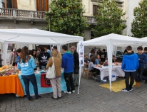 The 2nd Cooperatives Market under the EJE project in the Girona counties