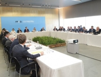 The Board of Trustees Holds its 4th Meeting in Girona