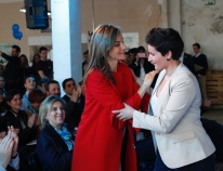 Miriam Reyes Oliva, 2017 Princess of Girona Foundation Social Award