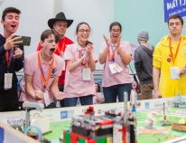 Logronyo acull la Gran Final FIRST LEGO League en què han participat 700 joves