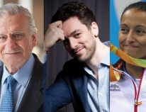 Sportspeople Pau Gasol and Teresa Perales, and cardiologist Valentí Fuster, will be sharing the stage at the Princess of Girona Foundation Awards ceremony