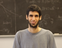 Young mathematician Xavier Ros-Oton, 2019 FPdGi Scientific Research Award