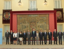 Meeting of the 9th Delegate Committee of the Prince of Girona Foundation