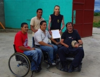 With GERDD in Guatemala
