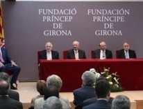 Four Girona Entities are Promoting the new Prince of Girona Foundation