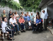 The Prince of Girona Foundation and the GERDD association send a further 250 wheelchairs to Uruguay