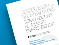 "The Prince of Girona Foundation presented the report ""Learn to be an entrepreneur"""