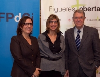 "The Prince of Girona and Ferran Sunyer foundations hold a ""Math Saturday"" in Figueres"