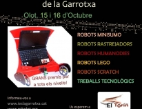Robolot and the Prince of Girona Foundation sign an agreement for the joint organisation of Robolot