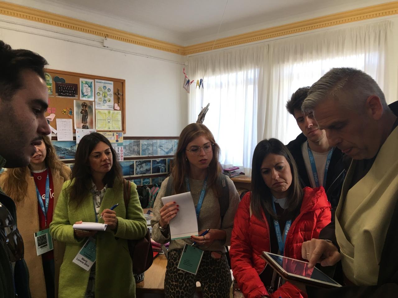 b473ecefdcc8 Descubriendo centros de educación emprendedora e innovadora en Galicia