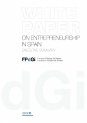 White Paper on Entrepreneurship in Spain